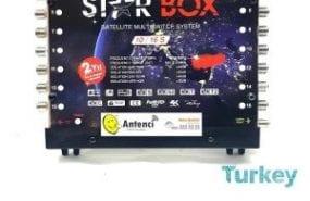 Starbox 24 daireli merkezi santral