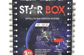 Next Starbox 16 çıkışlı merkezi santral