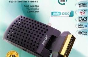 Polsat küçük gözlü mini uydu cihazı