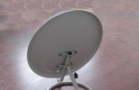 En küçük çanak anten kaç cm?