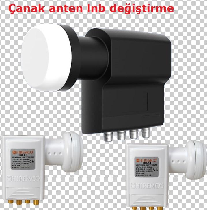 Photo of Çanak anten lnb değiştirme