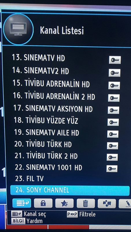 Photo of Tivibu da olmayan kanalları ekleme