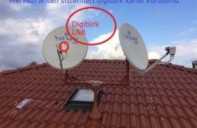 Merkezi anten sistemleri digitürk kanal kurulumu