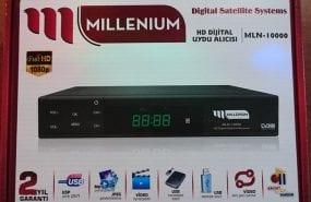 Millenium kasalı model uydu cihazı