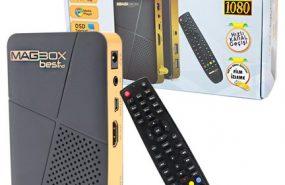 Magbox best mini hd uydu alıcısı